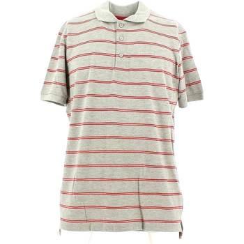 Abbigliamento Uomo Polo maniche corte City Wear THMR5201 Grigio
