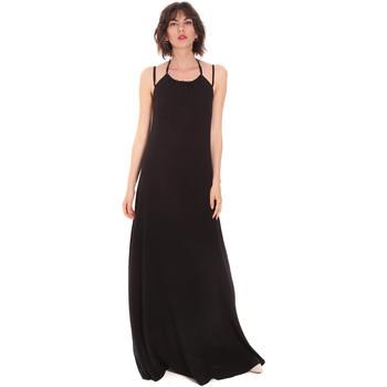 Abbigliamento Donna Abiti lunghi Trussardi 56D00519-1T005183 Nero