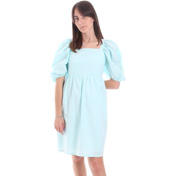 Abbigliamento Donna Abiti corti Fracomina F321SD1004W40001 Blu