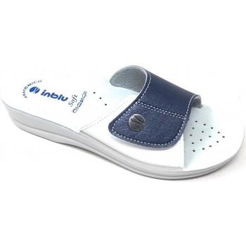 Scarpe Donna Ciabatte Inblu ATRMPN-28052 Blu