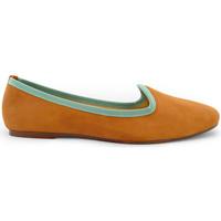 Scarpe Donna Mocassini Ballerette SABA018-003-016 Marroni