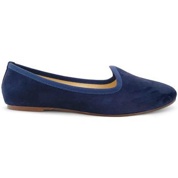 Scarpe Donna Mocassini Ballerette SABA009-003-050 Blu