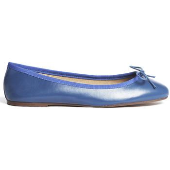 Scarpe Donna Ballerine Ballerette COLONNA011-008-050 Blu