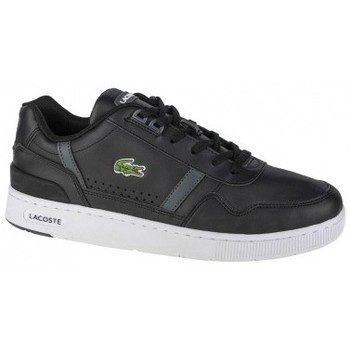Scarpe Uomo Sneakers basse Lacoste T-Clip nero
