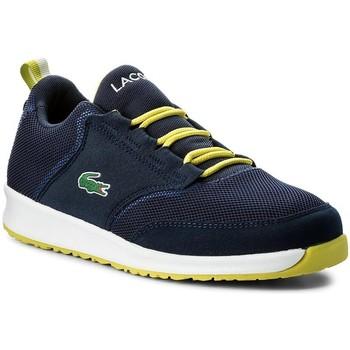 Scarpe Unisex bambino Sneakers basse Lacoste ATRMPN-28078 Blu