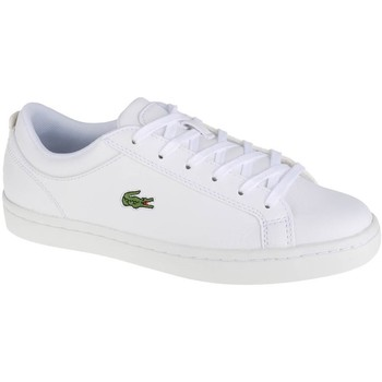 Scarpe Donna Sneakers basse Lacoste Straightset BL 1 Bianco