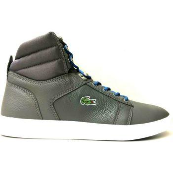 Scarpe Uomo Sneakers alte Lacoste ATRMPN-28082 Grigio
