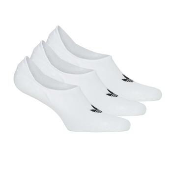 Biancheria Intima Calzini bassi adidas Originals LOW CUT SOCK X3 Bianco
