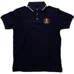 Abbigliamento Uomo Polo maniche corte Marina Militare ATRMPN-28097 Blu
