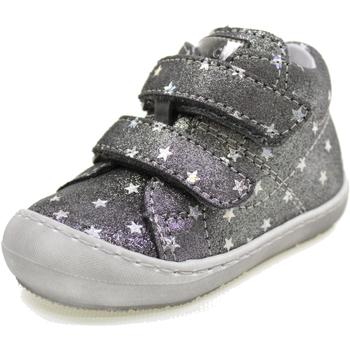 Scarpe Bambina Sneakers alte Balocchi BUGGY GRIGIO