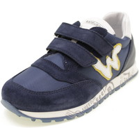 Scarpe Bambino Sneakers basse Balducci B FEEL BLU