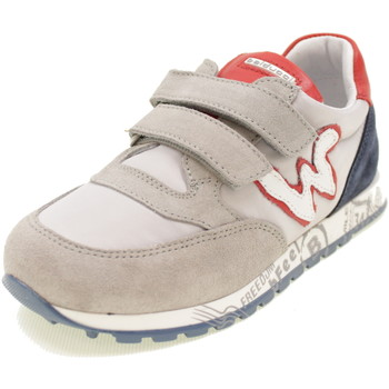 Scarpe Bambino Sneakers basse Balducci B FEEL GRIGIO