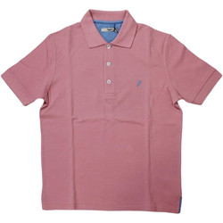 Abbigliamento Uomo Polo maniche corte Ingram ATRMPN-28116 Rosa