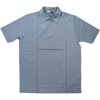 Abbigliamento Uomo Polo maniche corte Ferrante ATRMPN-28119 Blu