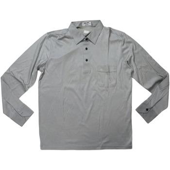 Abbigliamento Uomo Polo maniche lunghe Felly Frisk ATRMPN-28123 Grigio