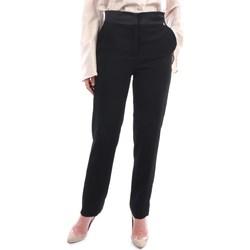 Abbigliamento Donna Pantaloni da completo Alessandro Legora AT300 Eleganti Donna Nero Nero