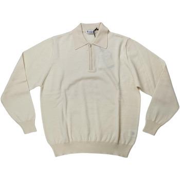 Abbigliamento Uomo Polo maniche lunghe Ferrante ATRMPN-28125 Beige
