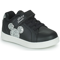 Scarpe Unisex bambino Sneakers basse Disney MICKEY Nero