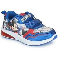 Scarpe Bambino Sneakers basse Disney MICKEY Blu