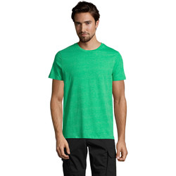 Abbigliamento Uomo T-shirt maniche corte Sols Mixed Men camiseta hombre Verde