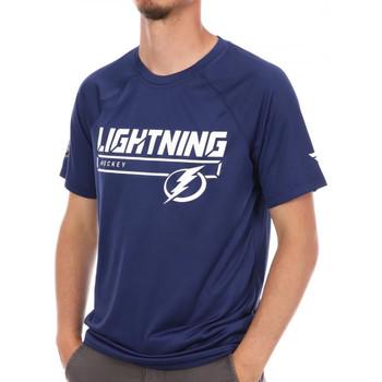Abbigliamento Uomo T-shirt maniche corte Fanatics MA0884212GK9X8 Blu