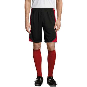Abbigliamento Uomo Pinocchietto Sols OLIMPICO pantalon corto hombre Rojo