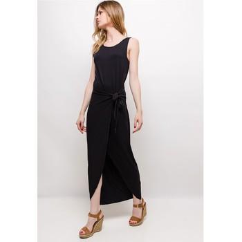 Abbigliamento Donna Abiti lunghi Fashion brands ERMD-1682-NEW-NOIR Nero