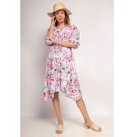 Abbigliamento Donna Abiti corti Fashion brands 9471-ROSE Rosa