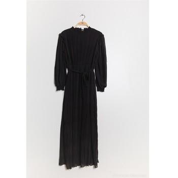 Abbigliamento Donna Abiti lunghi Fashion brands 9805-2-0-NOIR Nero