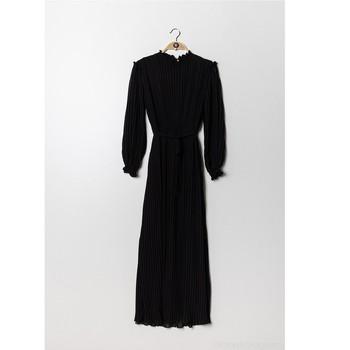 Abbigliamento Donna Abiti lunghi Fashion brands 9805-NOIR Nero