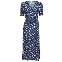 Abbigliamento Donna Abiti corti Fashion brands 11118-BLEU Marine