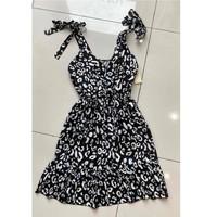 Abbigliamento Donna Abiti corti Fashion brands 5165-NOIR Nero