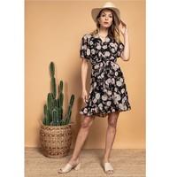 Abbigliamento Donna Abiti corti Fashion brands 2145A-NOIR Nero