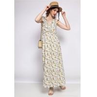 Abbigliamento Donna Abiti corti Fashion brands R182-BEIGE Beige