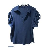 Abbigliamento Donna Top / Blusa Fashion brands 310311-NAVY Marine