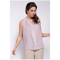 Abbigliamento Donna Top / Blusa Fashion brands TP25-PINK Rosa