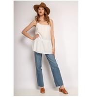 Abbigliamento Donna Top / Blusa Fashion brands 490-WHITE Bianco