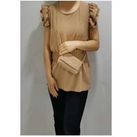 Abbigliamento Donna Top / Blusa Fashion brands 3101-CAMEL Camel
