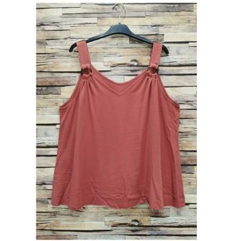 Abbigliamento Donna Top / Blusa Fashion brands 3841-RASPBERRY Rosa