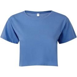 Abbigliamento Donna Top / Blusa Tridri TR019 Fiordaliso