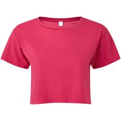 Abbigliamento Donna Top / Blusa Tridri TR019 Rosa acceso
