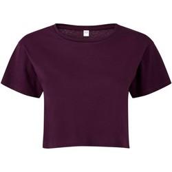 Abbigliamento Donna Top / Blusa Tridri TR019 Mora
