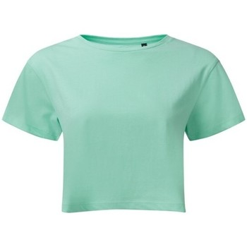 Abbigliamento Donna Top / Blusa Tridri TR019 Verde
