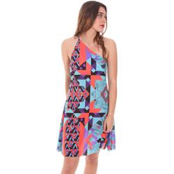 Abbigliamento Donna Abiti corti F * * K  Blu