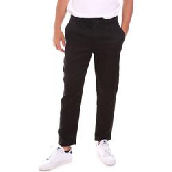 Abbigliamento Uomo Pantaloni Sseinse PSE736SS Nero