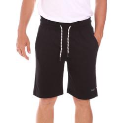 Abbigliamento Uomo Shorts / Bermuda Key Up 2F38E 0001 Nero
