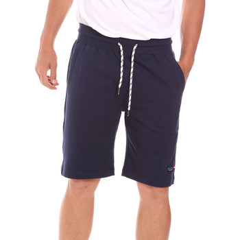 Abbigliamento Uomo Shorts / Bermuda Key Up 2F38E 0001 Blu