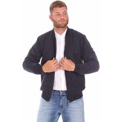 Abbigliamento Uomo Giubbotti Sseinse GBE703SS Blu