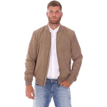 Abbigliamento Uomo Giubbotti Sseinse GBE703SS Beige