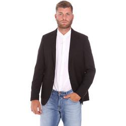 Abbigliamento Uomo Giacche Sseinse GAE701SS Nero